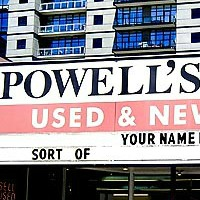 Portland Oregon – Powells Bookstore