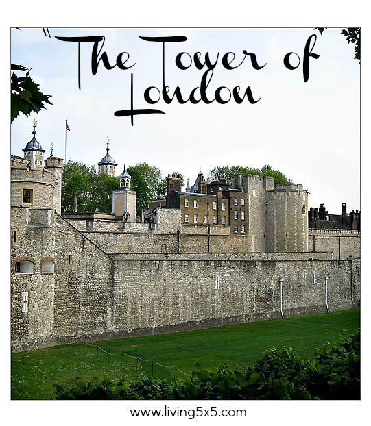 Our last stay in London before heading off to York is the Tower of London. See more of it to inspire your London trip!