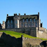Edinburgh Castle and Holyrood Palace