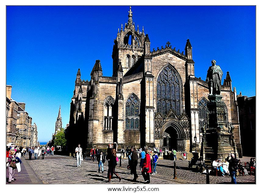 Get a preview of The City of Edinburgh in Scotland to inspire your next trip!