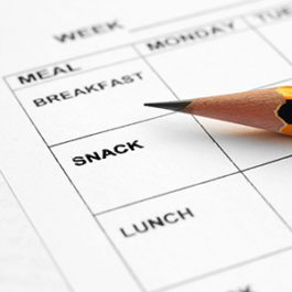 3 Step Guide to Weekly Meal Planning