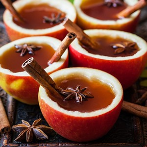The Best Hot Apple Cider