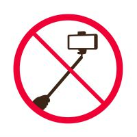 Disney Officially Bans Selfie Sticks