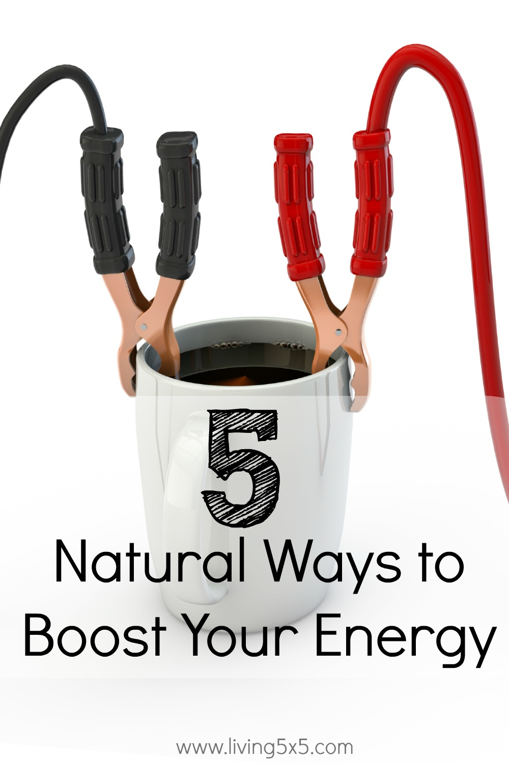 Wondering if you can change your low energy levels? Get 5 Natural Ways to Boost Your Energy Levels that may benefit you!