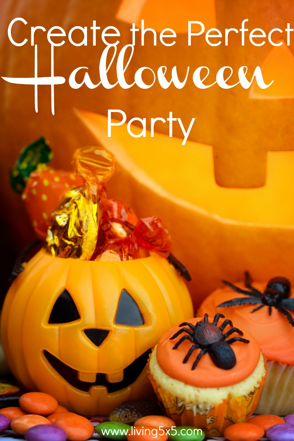 See how you can be creating the perfect Halloween party by planning ahead.