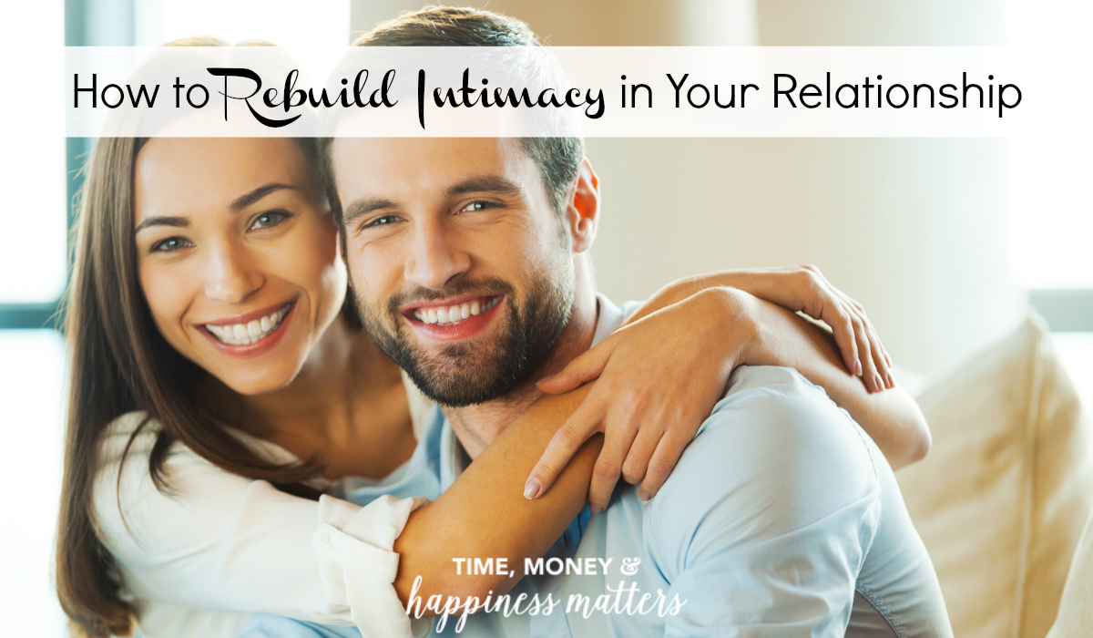 "Arguments and ""gaps"" in our relationship can keep couples from being on the same page. We temporarily lose the intimacy and desire to do anything with each other. It is important to know how to rebuild intimacy in your relationship and move forward as a strong couple."