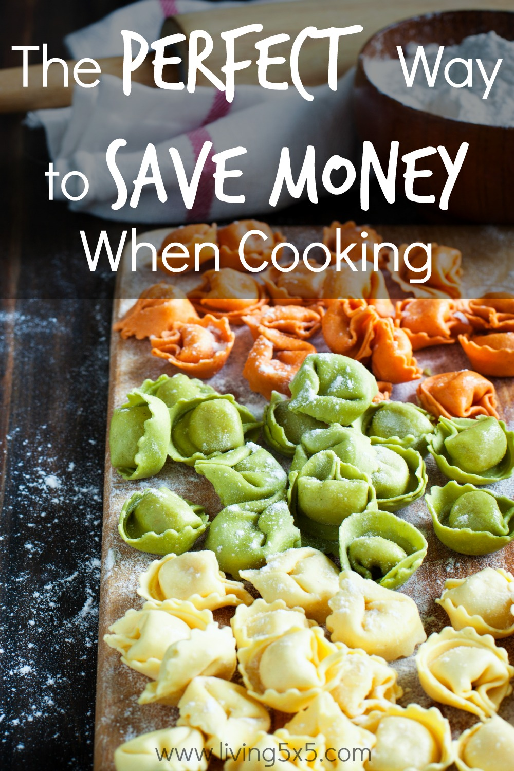 Learn more about Batch Cooking to Save Money and time when life is just too hectic.