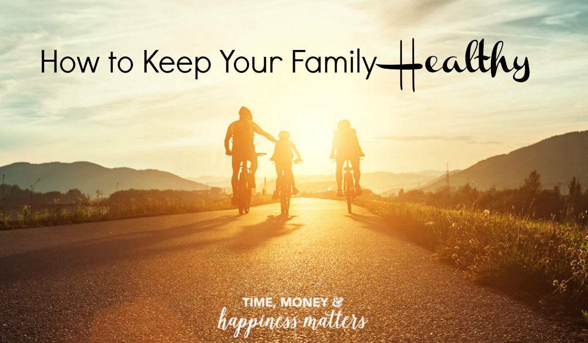 Want your family to get on the right track to healthy? These 7 ways in How to Keep Your Family Healthy can help.