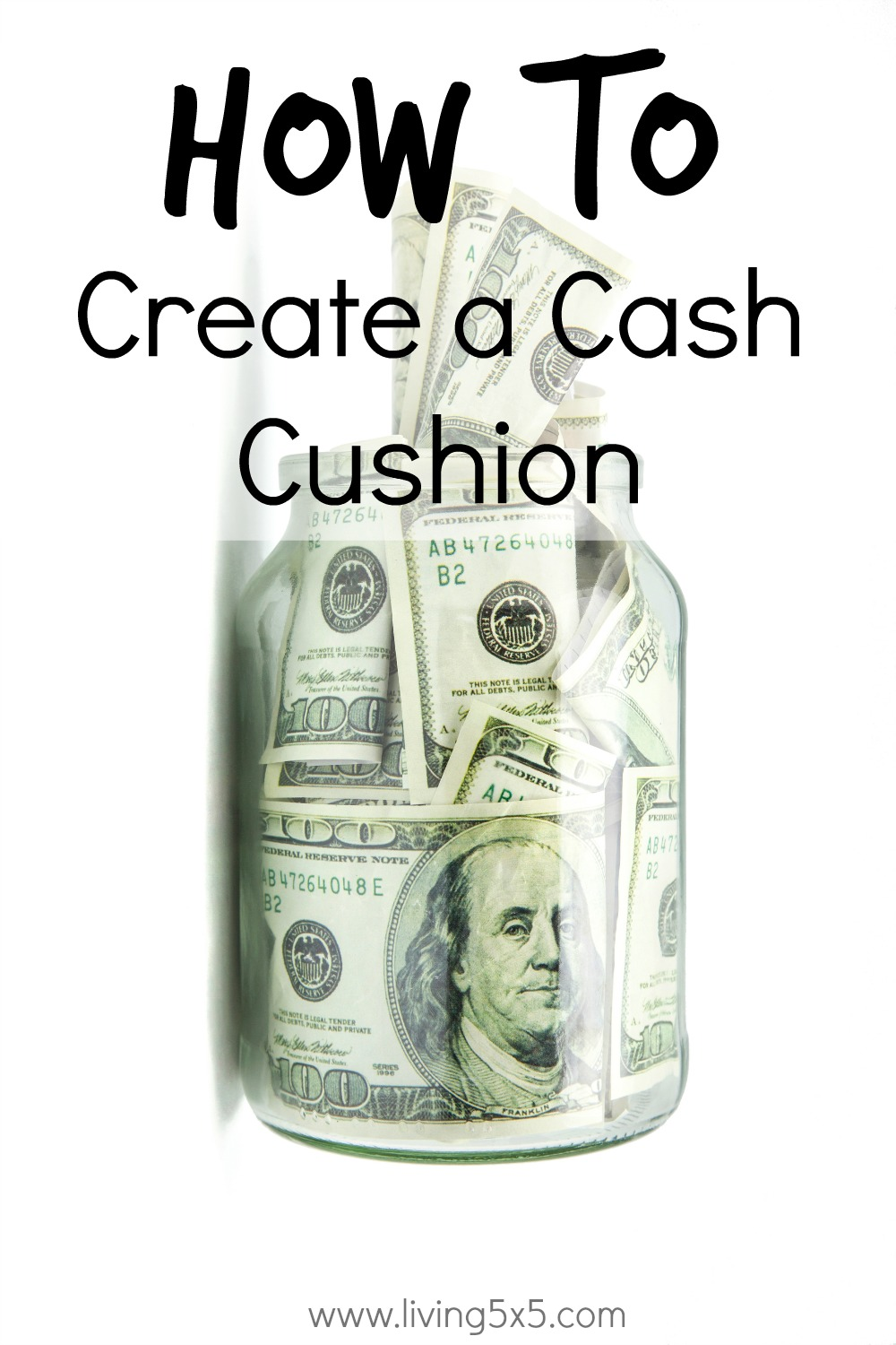 Learning How to Create a Cash Cushion can help save you money. Get 3 simple tips to help you start.