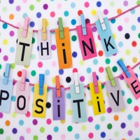 A Positive Mindset Can Be Powerful {30 Day Self-Improvement Tips}