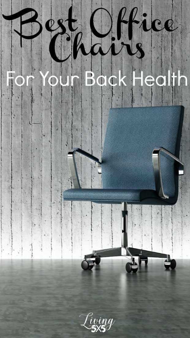 Are you sitting in an office chair all day long? Me too! I found & Best Chairs for Office Work - Happiness Matters