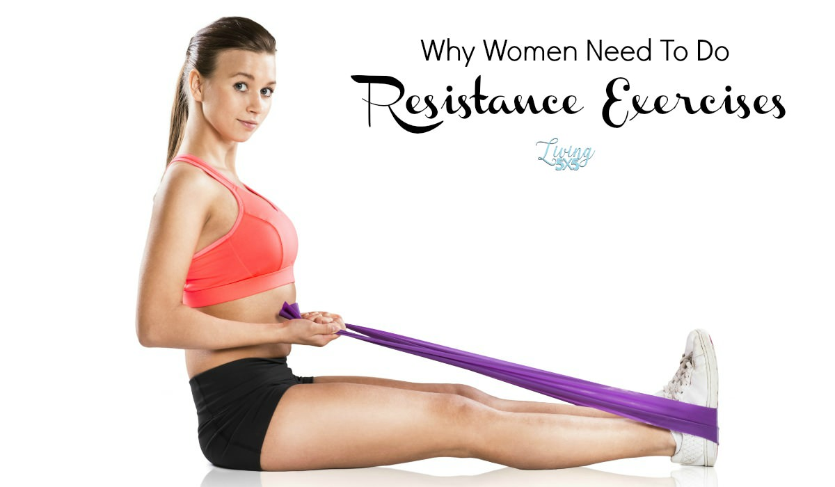 Women Resisitance Exercises FB