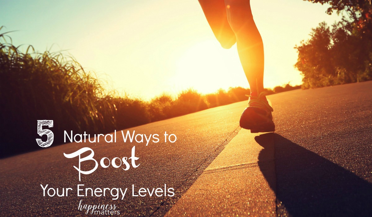 Natural Ways To Boost Your Energy - Healthy Living How To |Natural Ways Energy