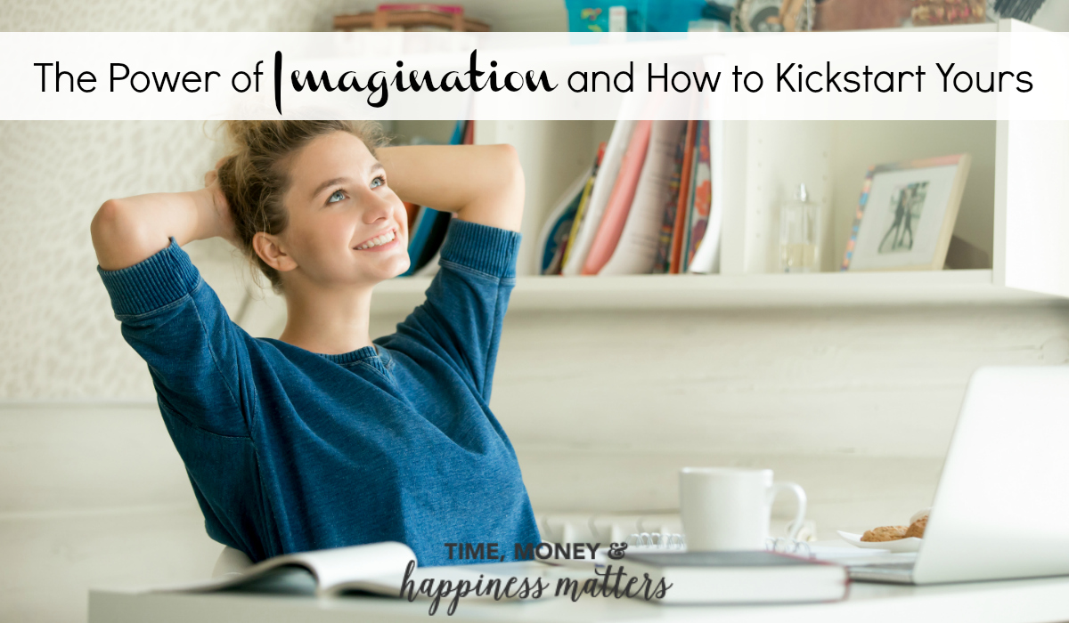 For some of us, we are able to leave very little to the imagination. For others, our imagination seems to be missing in action from our minds. Imagination, however, can be a very powerful tool in our lives both professionally and personally. Join me as we explore the power of imagination and how to kickstart yours today!