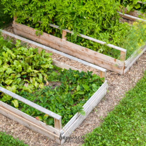 how to build a raised bed cloche