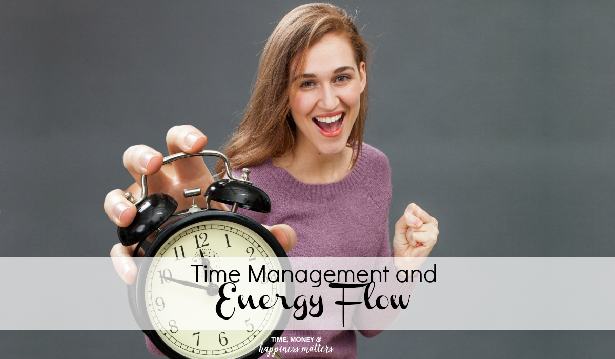 Your productivity at work is directly related to the amount of energy you have! Knowing where your natural energy comes in your day is a great way to create a time management and energy flow that works best for your lifestyle.