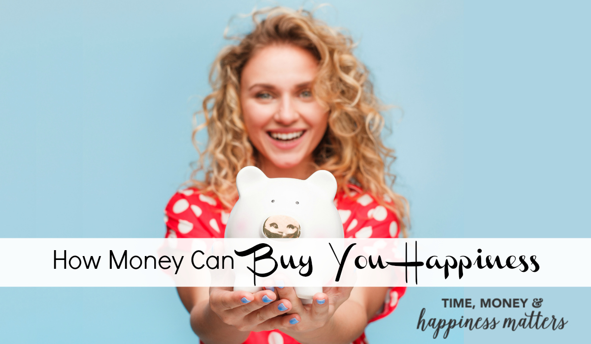 Being in a bad mood is tough to get over. Sometimes removing yourself from the situation to go shopping can help! Check out some ideas on how money can buy you happiness.