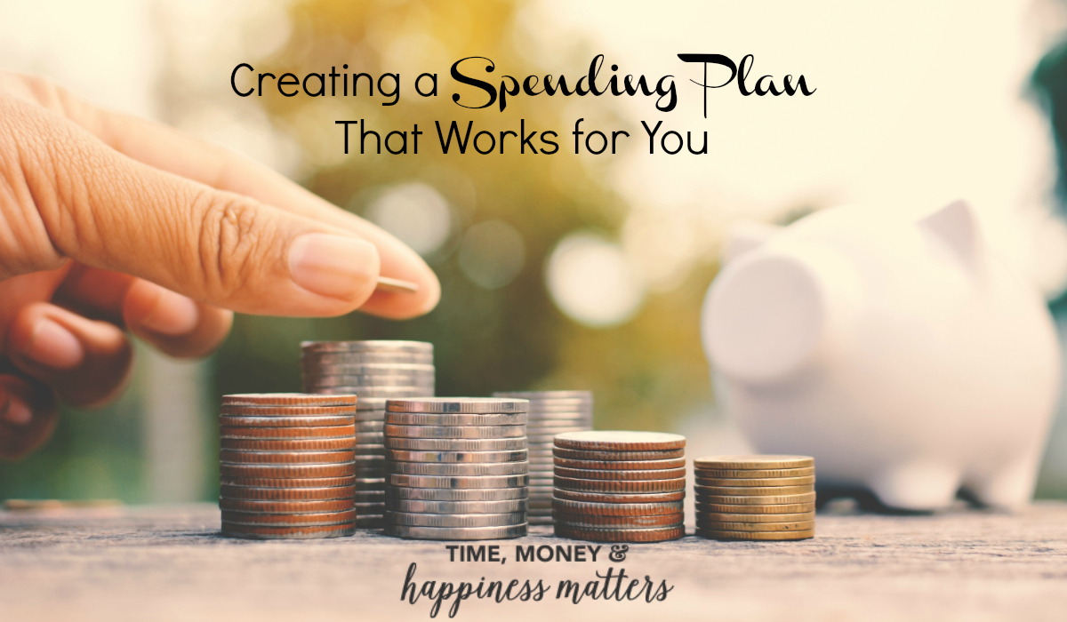 Creating a Spending Plan That Works for You can be more successful than budgeting. See how you can plan and control your finances.