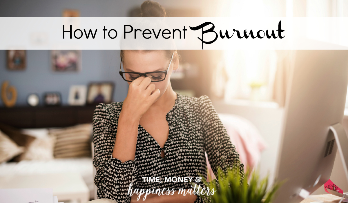 We often get caught up in our hectic schedules, and forget to fuel up. But see how you can learn how to prevent burnout with a self care list.