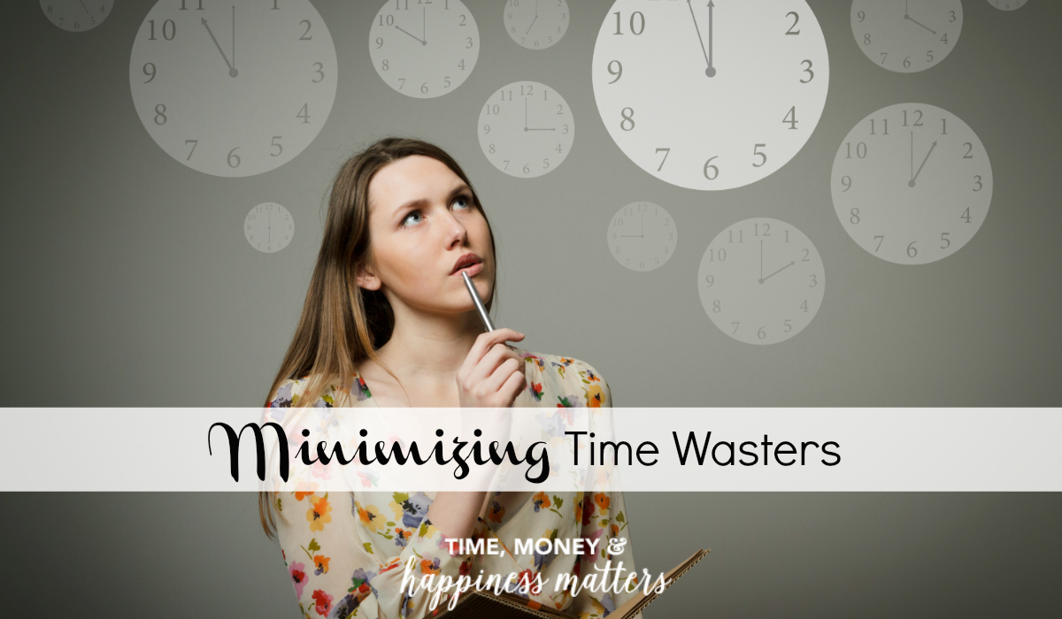 As you make the effort to use positive time management during your workday, be sure that you reclaim time that is currently slipping out of your control. Regardless how productive you try to be, there are time wasters that need to be identified and managed to really get the most from every work hour. Let's talk more about how minimizing time wasters can increase productivity!
