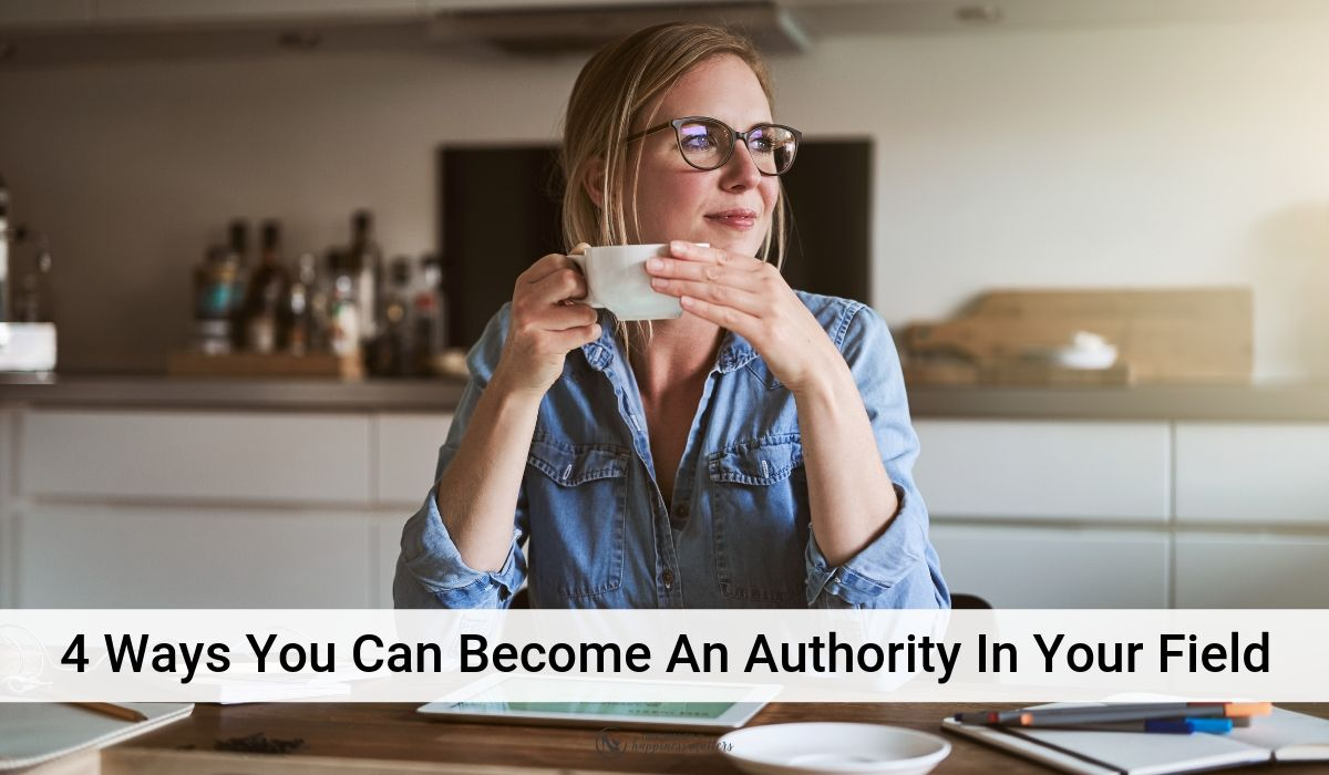 you can become an authority