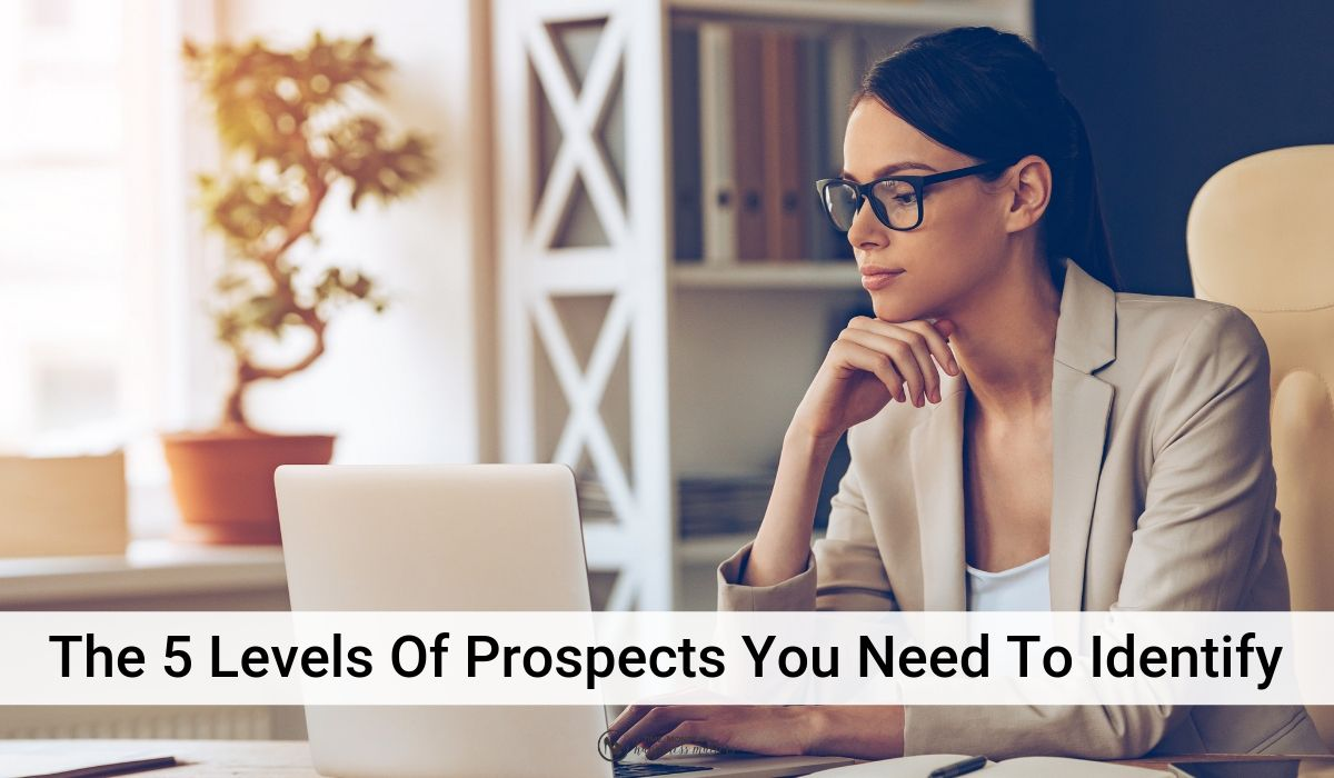 5 levels of prospects
