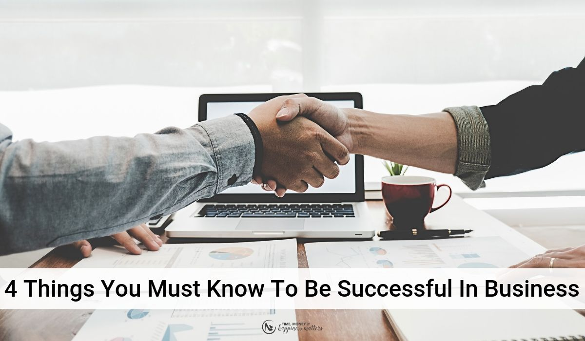 things you must know to be successful