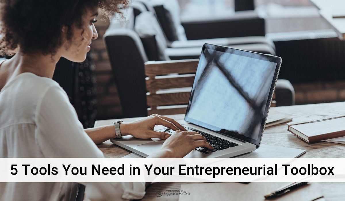 you need in your entrepreneurial toolbox