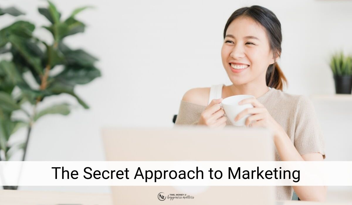 Approach to Marketing