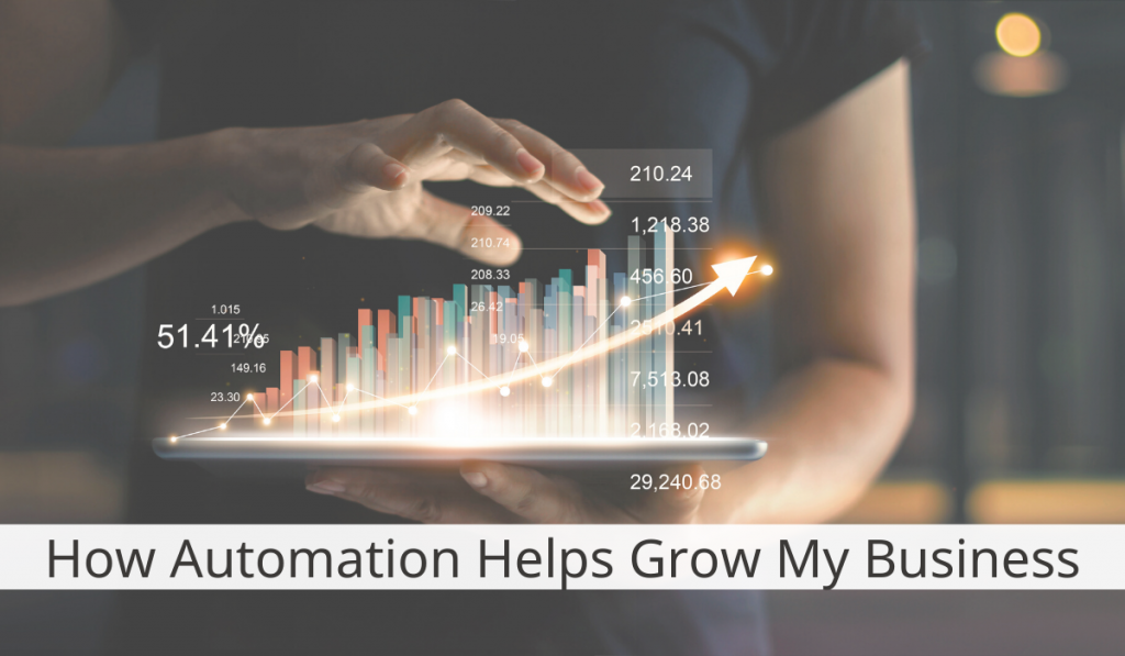 How Automation Helps Grow My Business