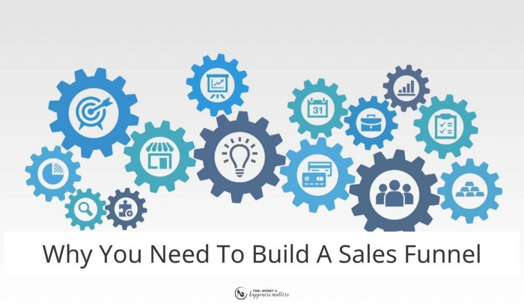 Why You Need To Build A Sales Funnel
