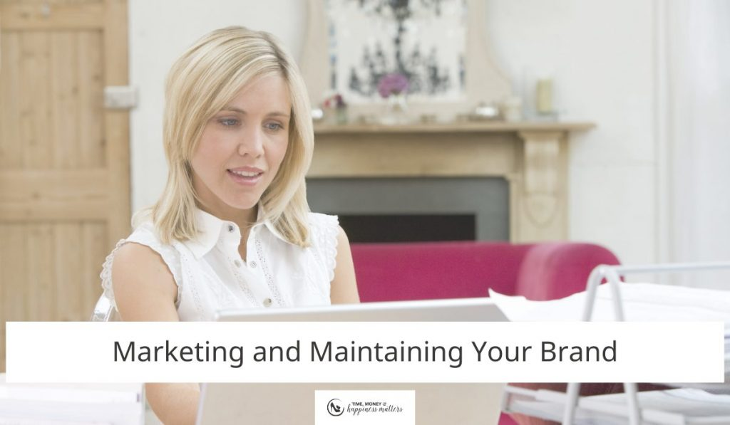 How to market and maintain your brand identity