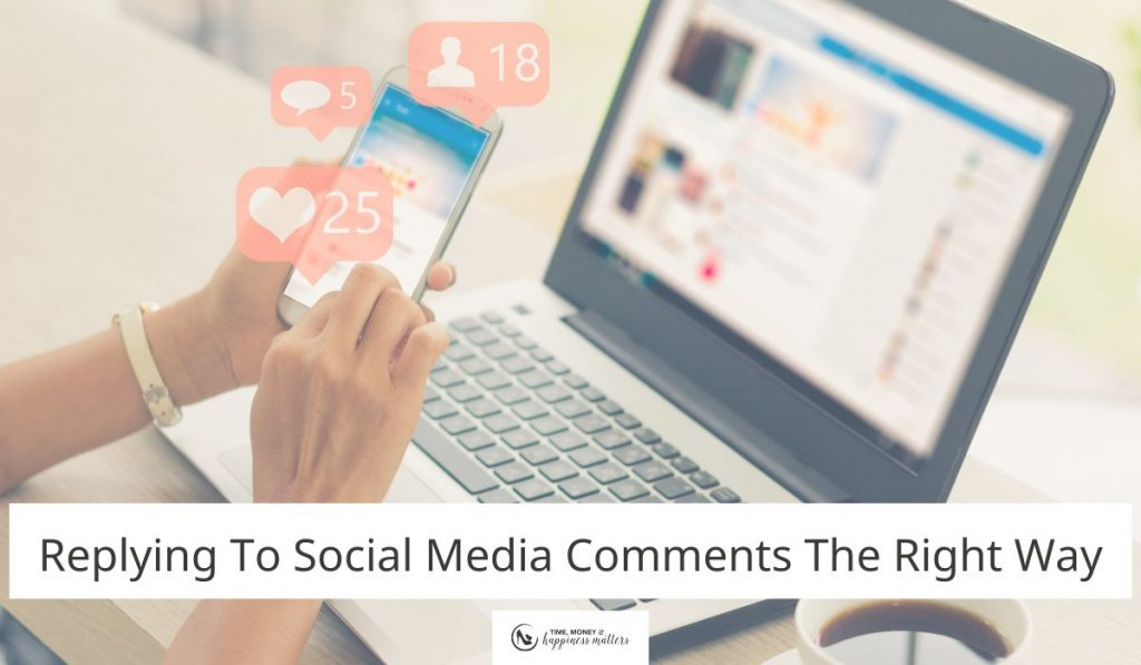 Replying To Social Media Comments The Right Way